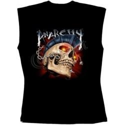 Pánské tričko bez rukávů - Anarchy