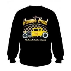Pánská mikina bez kapuce - Hammer Head