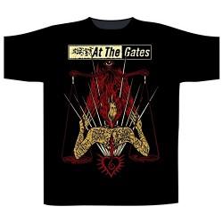 Pánské tričko se skupinou At The Gates - Scales