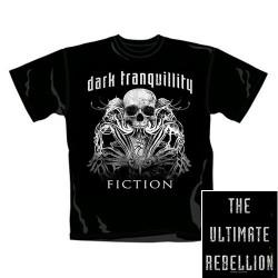 Pánské tričko se skupinou Dark Tranquility -The Ultimate Rebellion