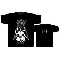 Pánské tričko se skupinou Darkthrone - Black Death Beyond Baphomet