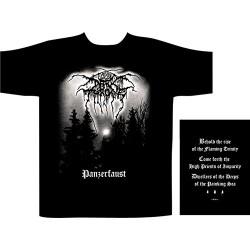 Pánské tričko se skupinou Darkthrone - Panzerfaust