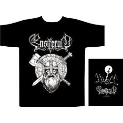 Pánské tričko se skupinou Ensiferum - Sword & Axe