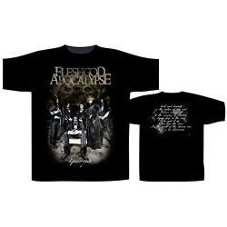 Pánské tričko se skupinou Fleshgod Apocalypse - Epilogue
