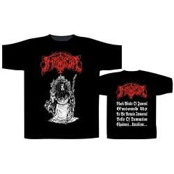 Pánské tričko Immortal - Throne