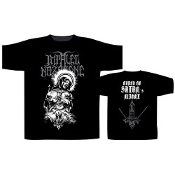 Pánské tričko Impaled Nazarene - Impaled By Satan's Might