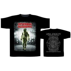 Pánské tričko se skupinou Internal Bleeding - Atrocity