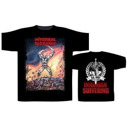 Pánské tričko Internal Bleeding - Inhuman Suffering