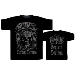 Pánské tričko Marduk - Skull