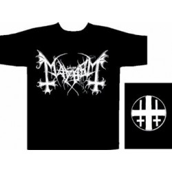 Pánské tričko Mayhem - Legion Norge