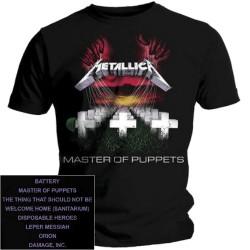 Pánské tričko Metallica - Master Of Puppets