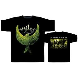 Pánské tričko se skupinou Nile - Aguila