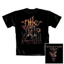 Pánské tričko se skupinou Nile - Black Seeds