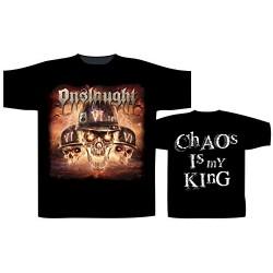 Pánské tričko se skupinou Onslaught - VI