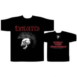 Pánské tričko se skupinou The Exploited - Beat The Bastards