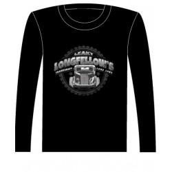 Pánské tričko s dlouhým rukávem - Leaky Longfellow's