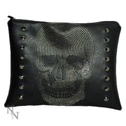 Kabelka - Rhinestone Skull
